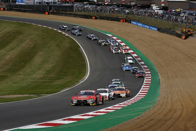 DTM teams face Fuji SUPER GT joint-race driver dilemma