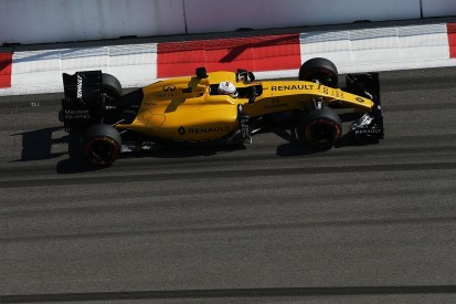 Renault's first F1 points of 2016 psychologically important