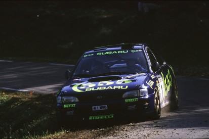 Sir Chris Hoy to drive Colin McRae WRC Subaru ahead of Rally GB