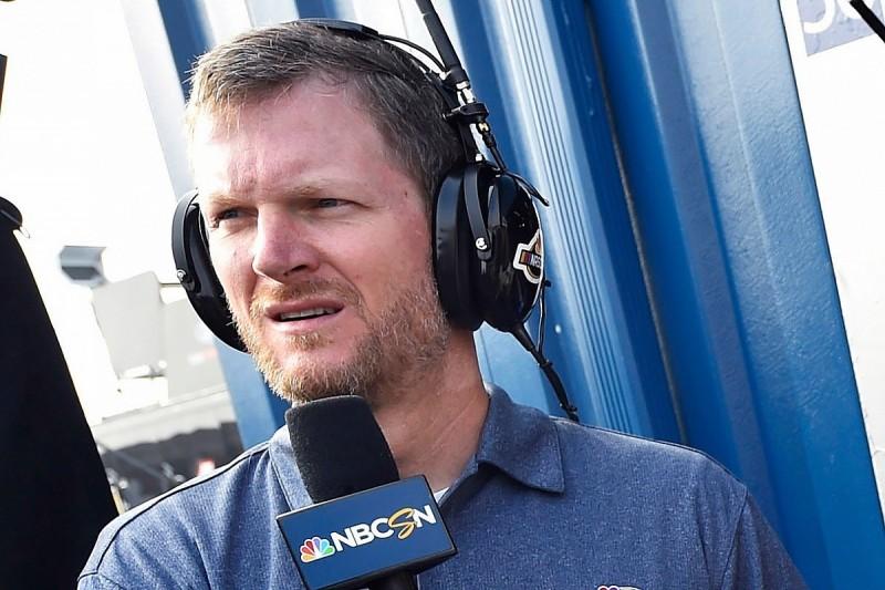 Dale Earnhardt Jr's one-off NASCAR race still on after plane crash