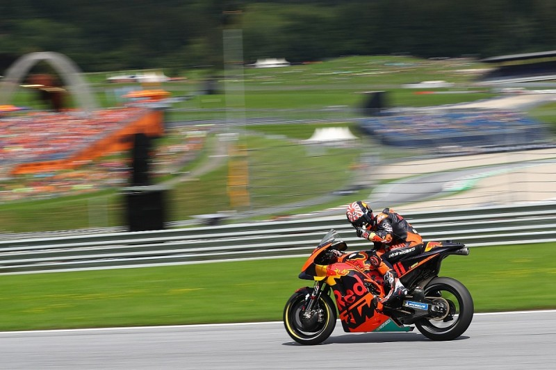 Zarco's KTM MotoGP exit best for both, says team-mate Espargaro