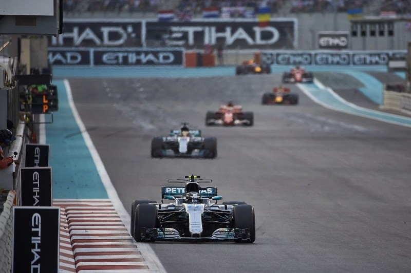 Formula 1's need for change highlighted by poor races – Carey