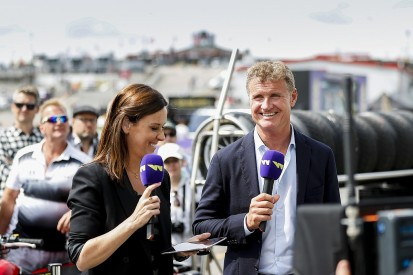 Ex-F1's David Coulthard 'doesn't get' continued W Series criticism