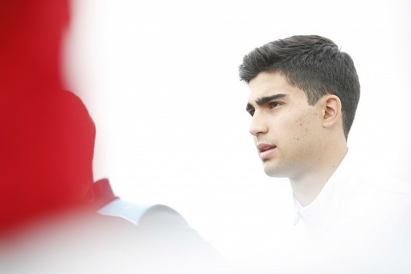 American Alfa protege Juan Manuel Correa gets first Formula 1 test
