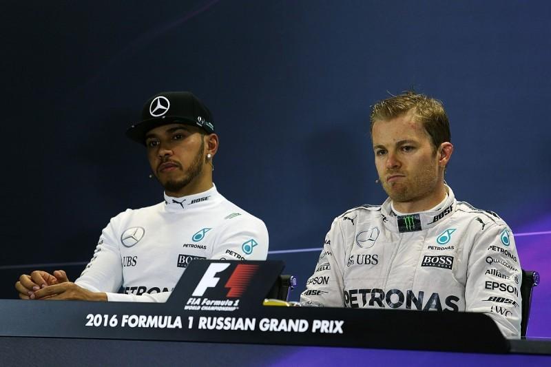 Russian Grand Prix post-race FIA press conference transcript