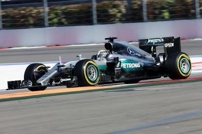 Lewis Hamilton labels Sochi qualifying reprimand 'ridiculous'