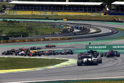 Brazilian GP promoter issued with security prompt after F1 scares