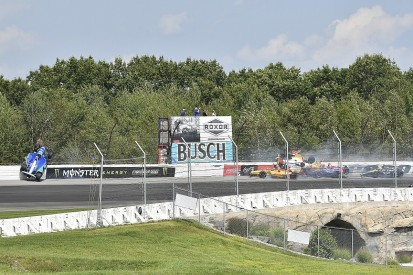 RLLR defends Sato's actions before massive IndyCar Pocono crash