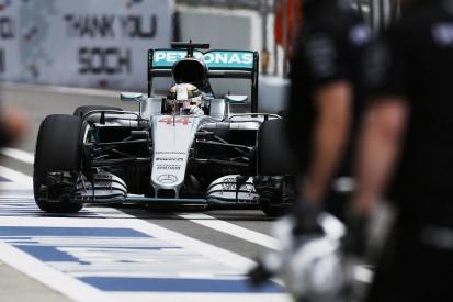 Hamilton's Russian GP qualifying failure a 'freak' one - Mercedes