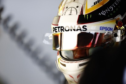 Lewis Hamilton says he feels helpless after Russian GP problems