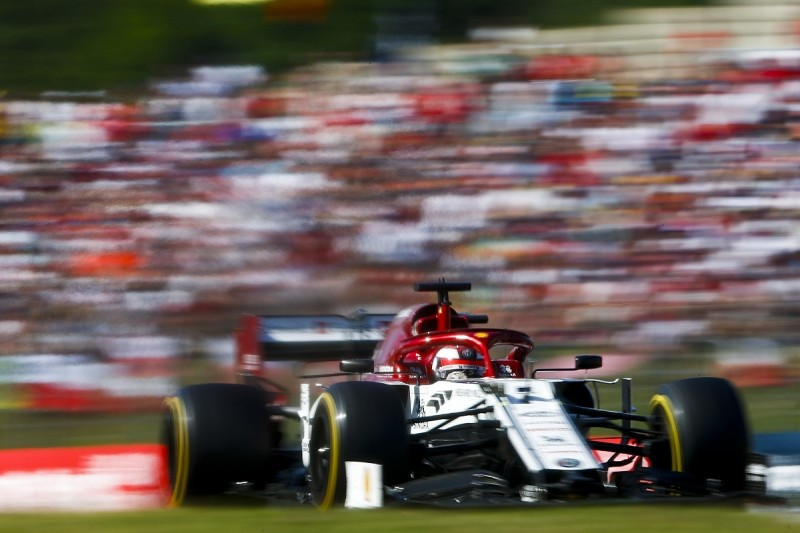Alfa Romeo gained 1.5% on leading F1 teams after dip from 2018