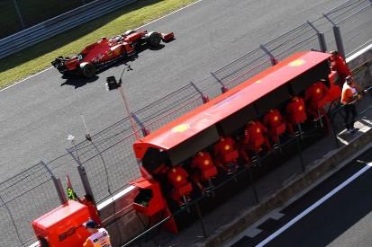 "Ferrari: F1 calendar growth plus budget cap poses a ""risk"""