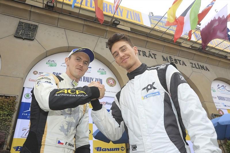Chris Ingram takes ERC points lead despite losing ERC1 Junior title
