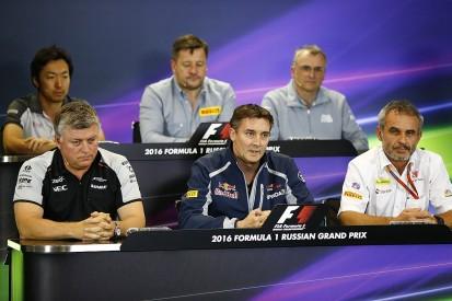 Russian GP Friday F1 press conference - full transcript