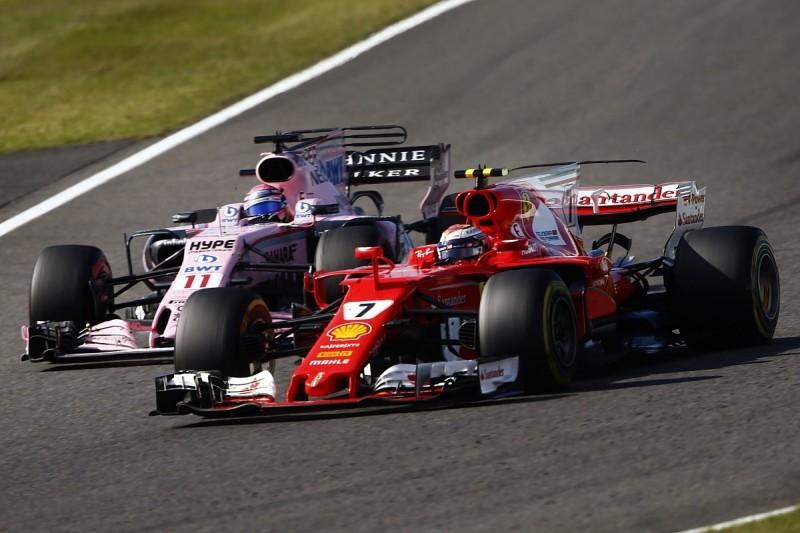 Formula 1 looks at grand prix circuit changes to improve racing