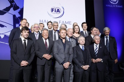 FIA launches star-studded Hall of Fame with F1 world champions