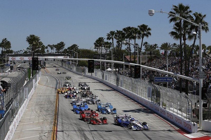 IndyCar Series forced to cancel Boston street race