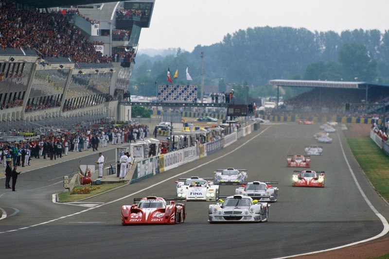 Toyota: Road car styled LMP1 plan will brings manufacturers to WEC