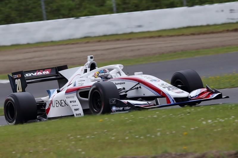 Hirakawa takes first Super Formula win at Motegi, Cassidy gets series lead