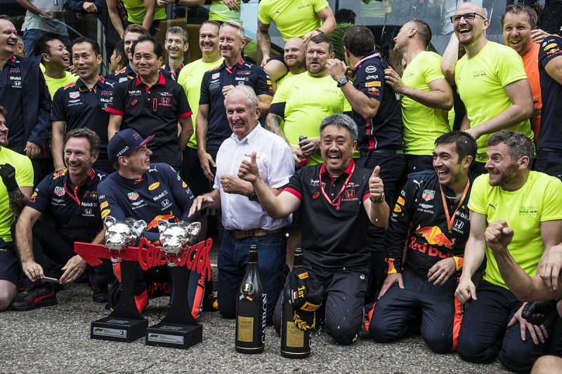 """""""Not much more"""" Honda can do to secure its Formula 1 future"""