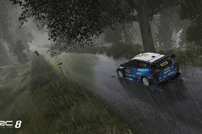 Promoted: The more credible physics model behind WRC 8