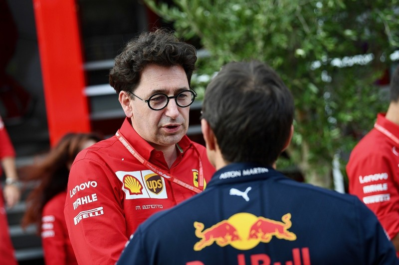 Ferrari: No point stopping development of 2019 Formula 1 car