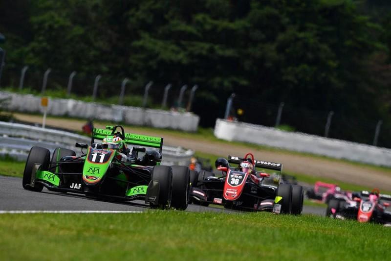 Renowned Japanese F3 series gets new Dallara car, new name