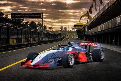 Ex-F1 star Rubens Barrichello to race in new Australian series S5000
