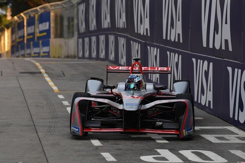 Mortara explains 'stupid' mistake that cost Hong Kong Formula E win
