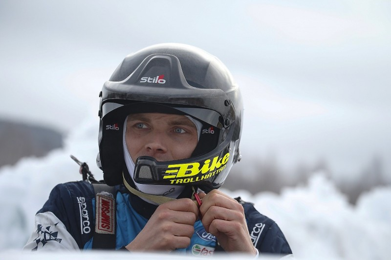 Pontus Tidemand gets another M-Sport Ford WRC chance in Turkey