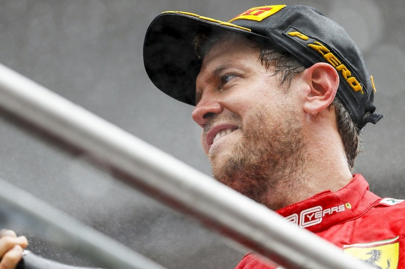 Binotto: Vettel still focused on goal of winning F1 title at Ferrari