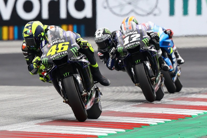 Rossi: Yamaha working harder since MotoGP summer break