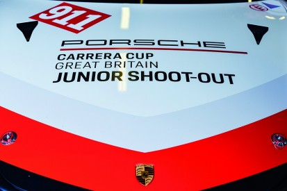 Promoted: The 2020-21 Porsche Carrera Cup GB Junior programme