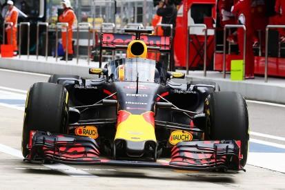 Red Bull's aeroscreen F1 cockpit concept makes debut at Sochi