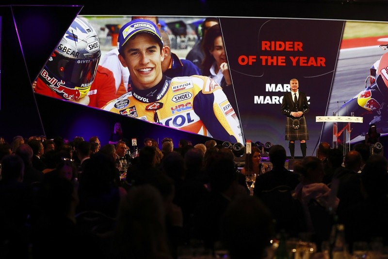 Autosport Awards 2017 - Rider of the Year: Marc Marquez