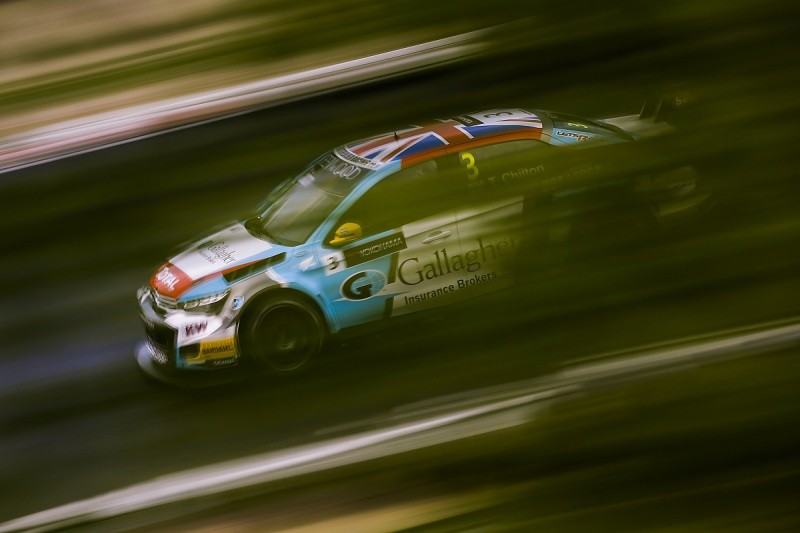 Tom Chilton now 'settled' in Sebastien Loeb Racing WTCC outfit
