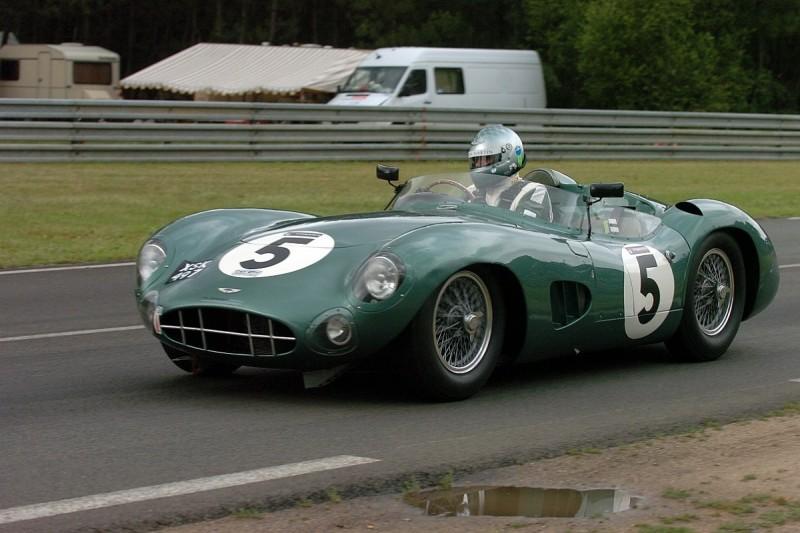 Castle Combe to honour Aston Martin's 1959 Le Mans win
