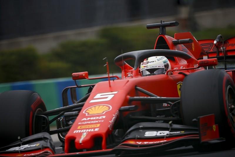 Ferrari admits it should've focused on downforce with 2019 F1 car