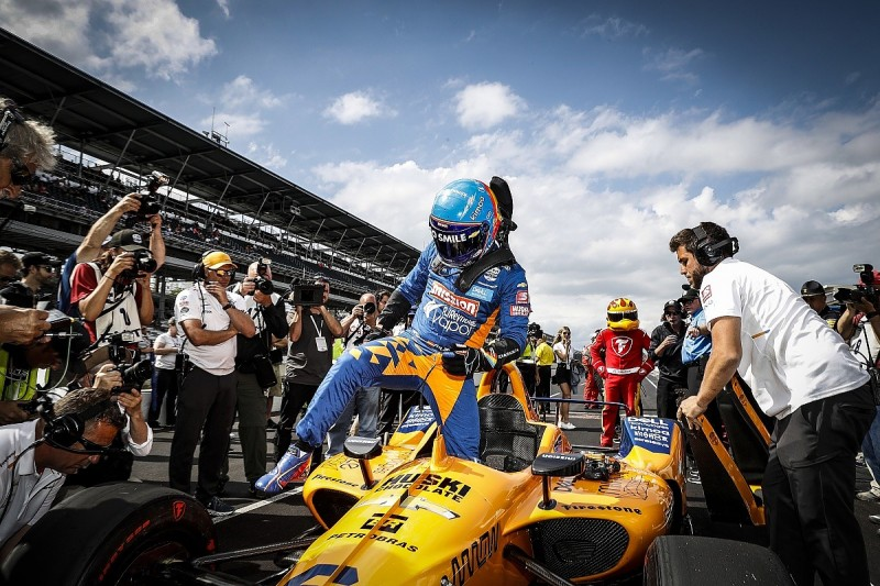 McLaren's Brown: Alonso yet to show interest in full IndyCar season