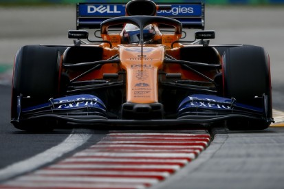 McLaren boosted by earlier start on '20 F1 car than in recent years
