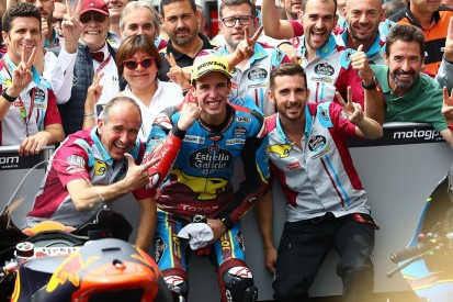 Alex Marquez ends 2020 uncertainty with new Marc VDS Moto2 deal