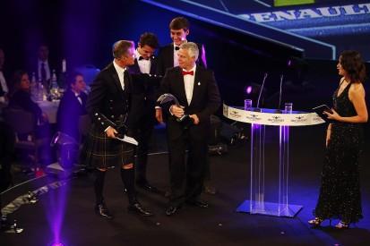 Autosport Awards 2017 - Gregor Grant Award: Derek Warwick