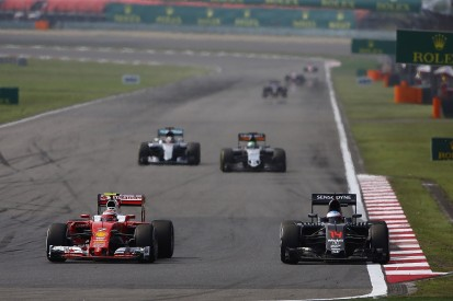 Fernando Alonso: F1 doesn't need much overtaking to be exciting