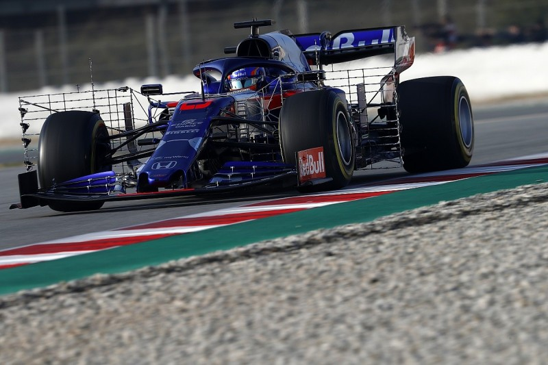 """Toro Rosso's Kvyat """"100% disagrees"""" with less F1 testing proposal"""