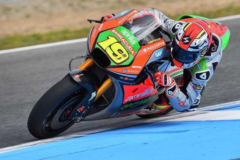 Aprilia ramps up MotoGP development with Mugello test