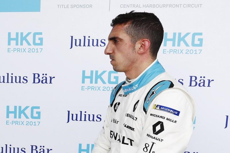 Sebastien Buemi criticial of Lucas di Grassi after Formula E clash