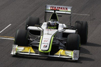 Jenson Button's title-winning Brawn F1 car joins Goodwood line-up