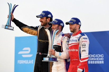 Nick Heidfeld says Jean-Eric Vergne drove like 'slalom race' in Formula E