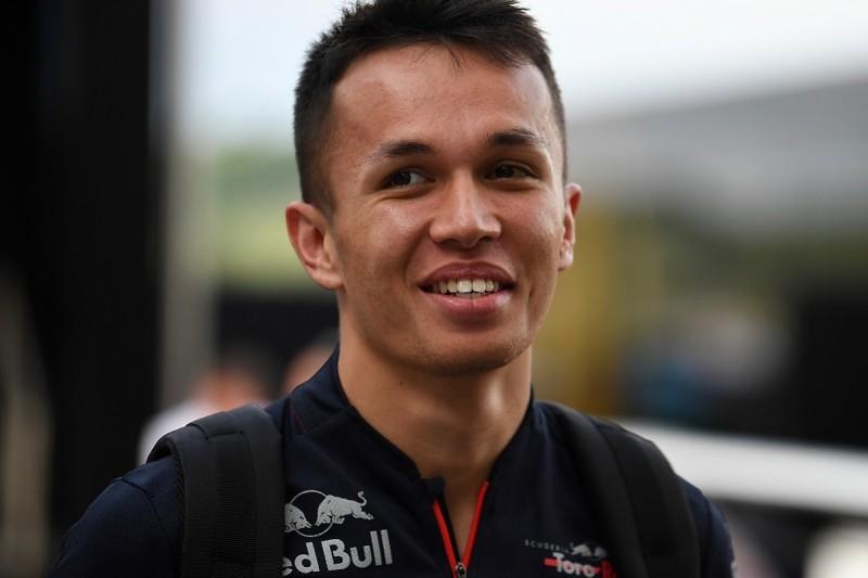 "Shock mid-season Red Bull F1 call-up ""surreal"", says Albon"