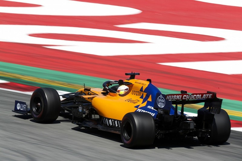 """McLaren could give IndyCar drivers with """"credible"""" F1 chance tests"""